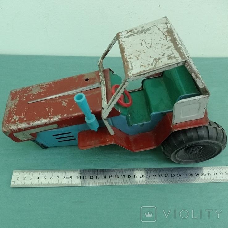 Трактор., фото №7