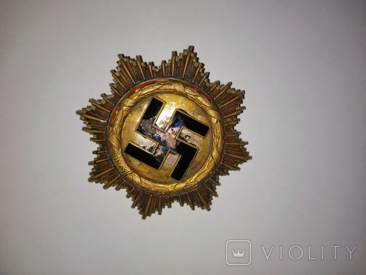 Копія Ордена німецького хреста, фото №3