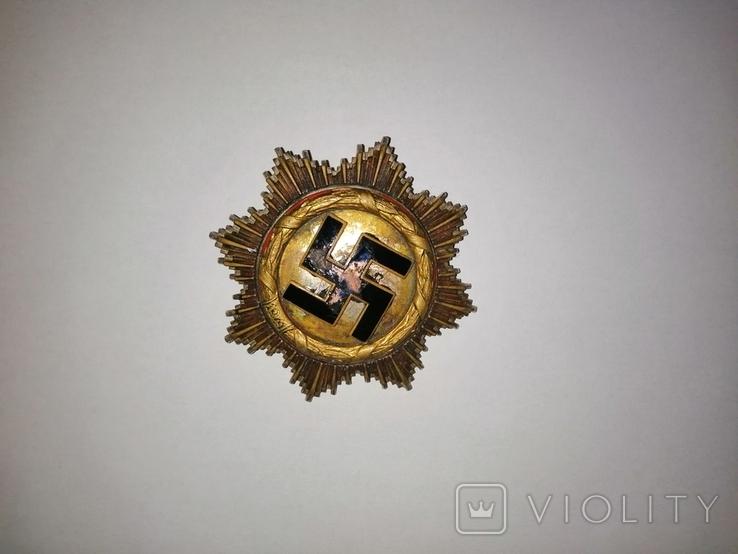 Копія Ордена німецького хреста, фото №4