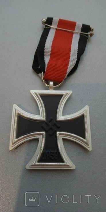 Крест Германия третий рейх 1939 год копия, фото №2