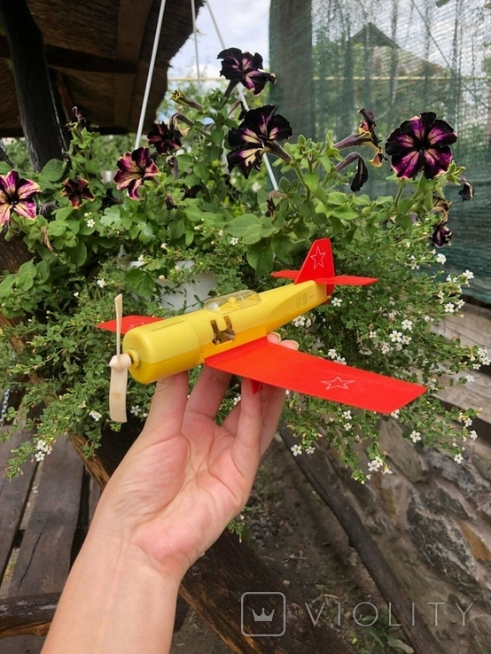 Літак на управлінні Ссср, фото №7