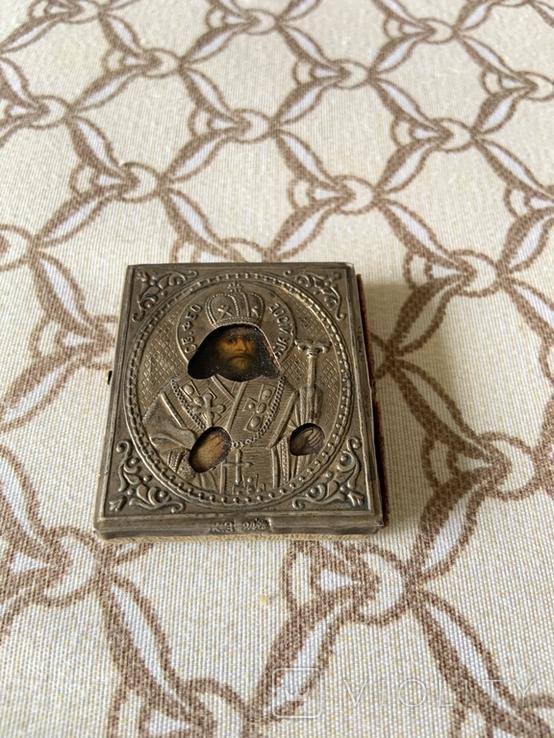 Иконка Святой Феодосий, фото №5