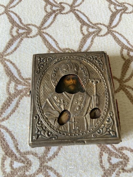Иконка Святой Феодосий, фото №7