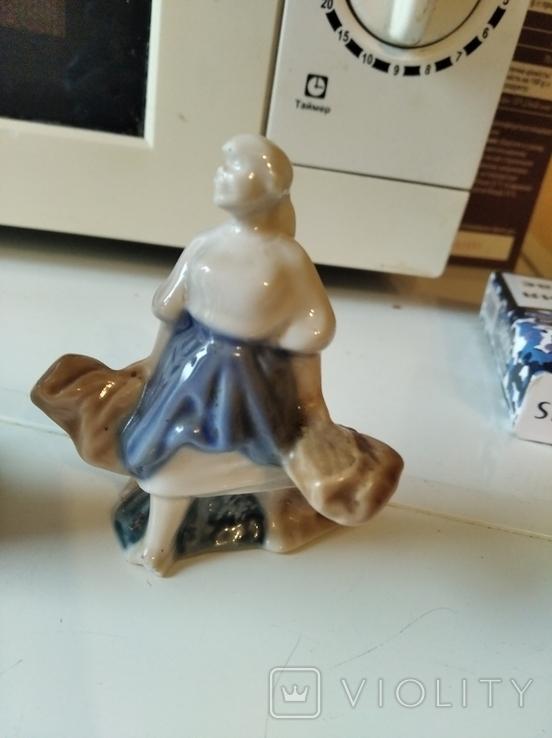 Фарфор статуэтки детство, фото №7