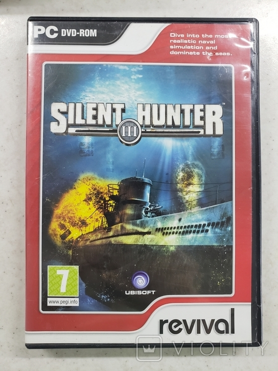 Silent Hunter III (PC), фото №2