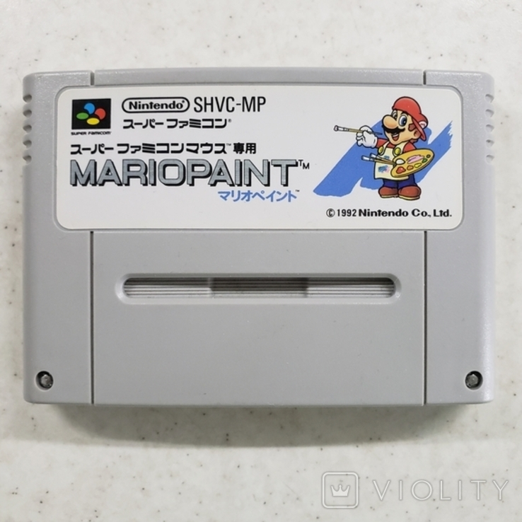 Mario Paint (SNES)SHVC-MP, фото №2