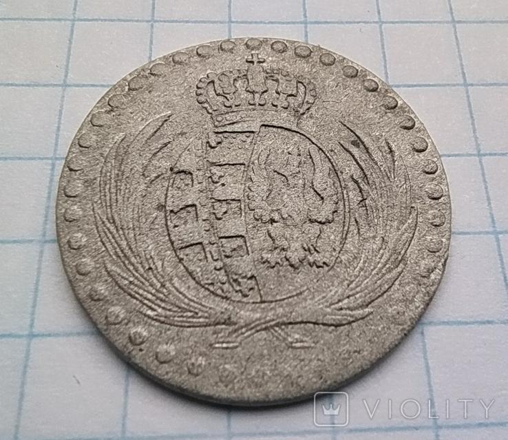 10 грошей 1813 Варшавське Князівство, фото №7