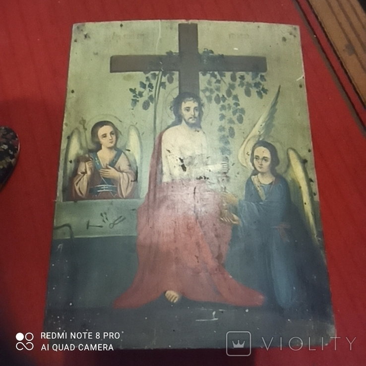 Іісус Христос Виноградна Лоза., фото №2