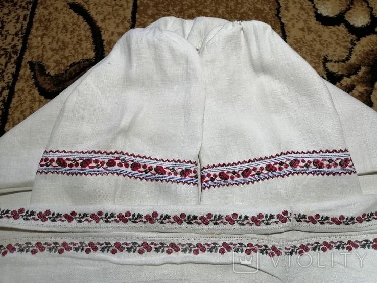 Сорочка старинна №4, фото №2