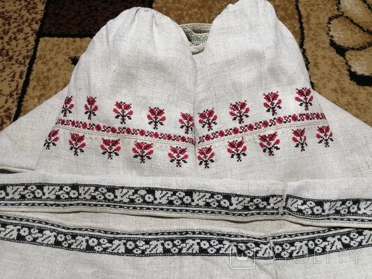 Сорочка старинна №5, фото №4