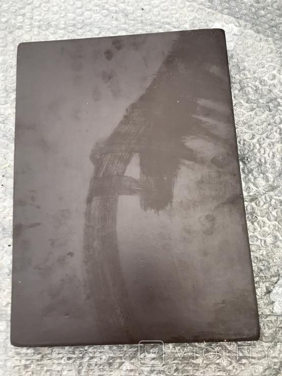 Икона 37х27 бумага на дереве, фото №5