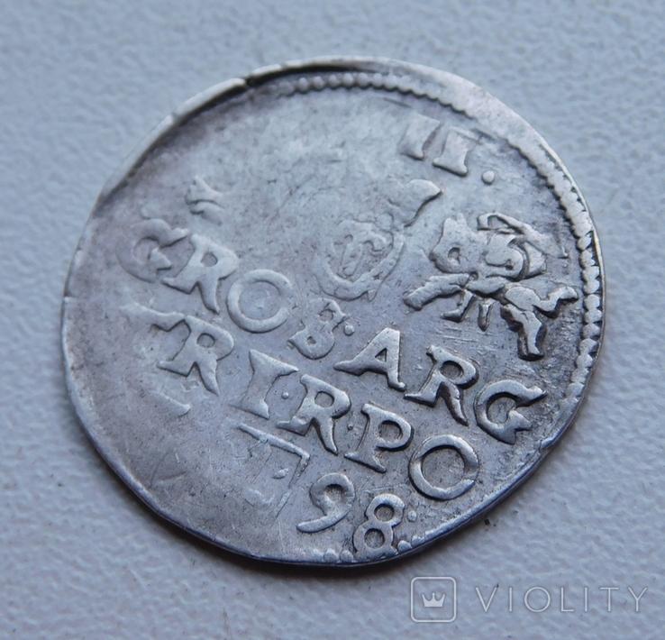 Трояк 1598, фото №5