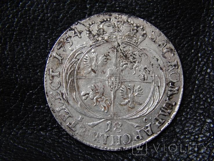 Орт 1754 року малий портрет, фото №3