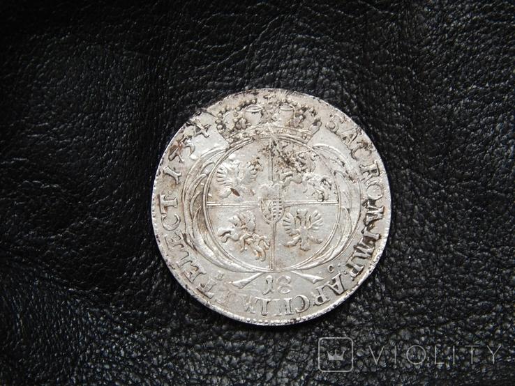 Орт 1754 року малий портрет, фото №5