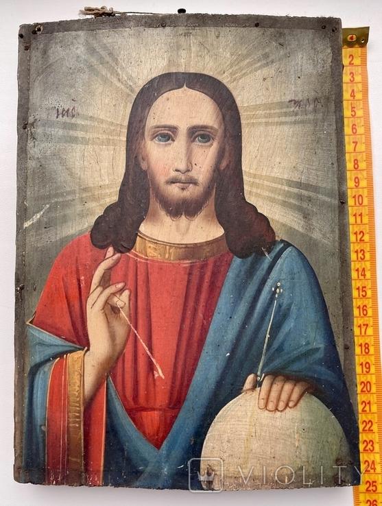 Икона спас, фото №2