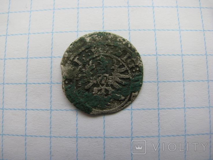 Литовський солід 1623 р., фото №4