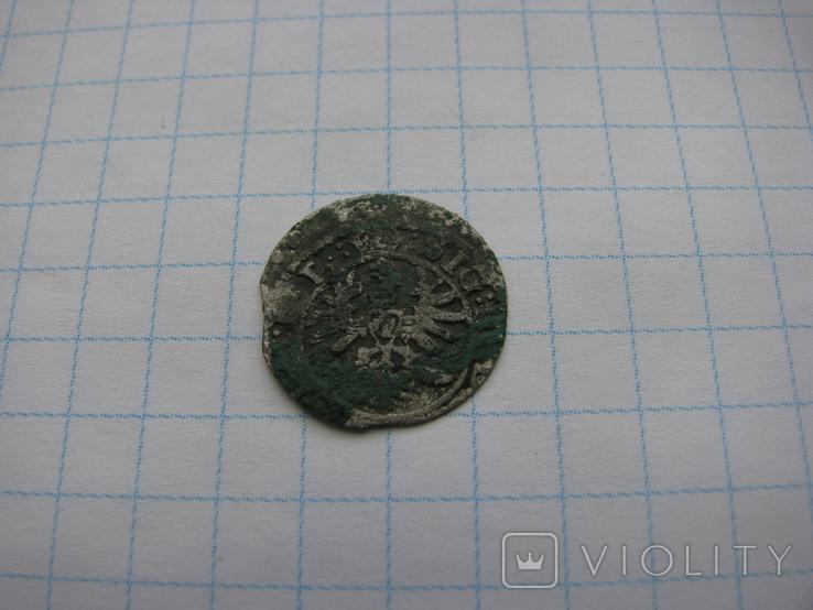 Литовський солід 1623 р., фото №5