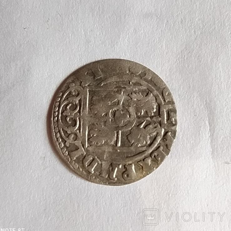 Монета MONENO REG POLO полторак 1627, фото №2