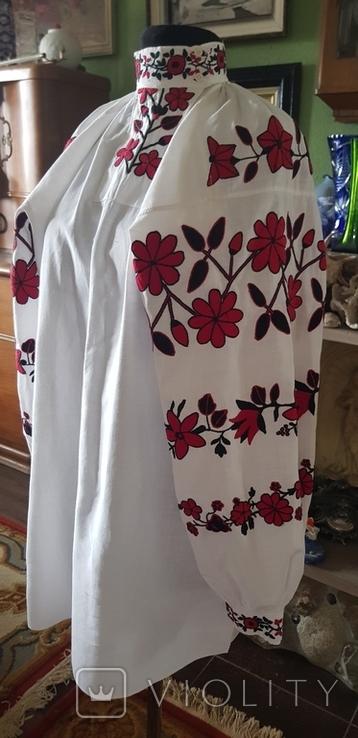 Сорочка вишита Полісся, фото №3