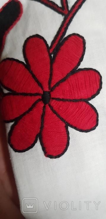 Сорочка вишита Полісся, фото №6