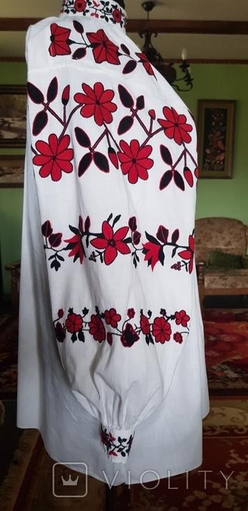 Сорочка вишита Полісся, фото №7