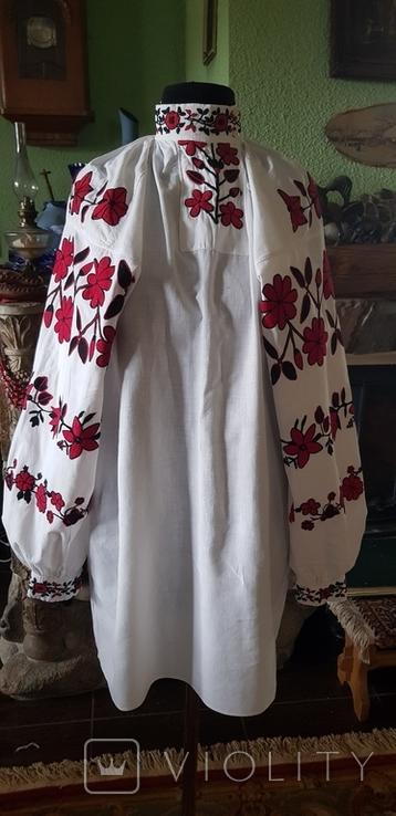 Сорочка вишита Полісся, фото №10