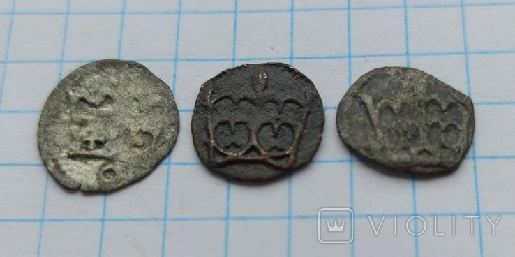 Денарії (Варненчика, Ягеллончика,Ольбрахта), фото №8