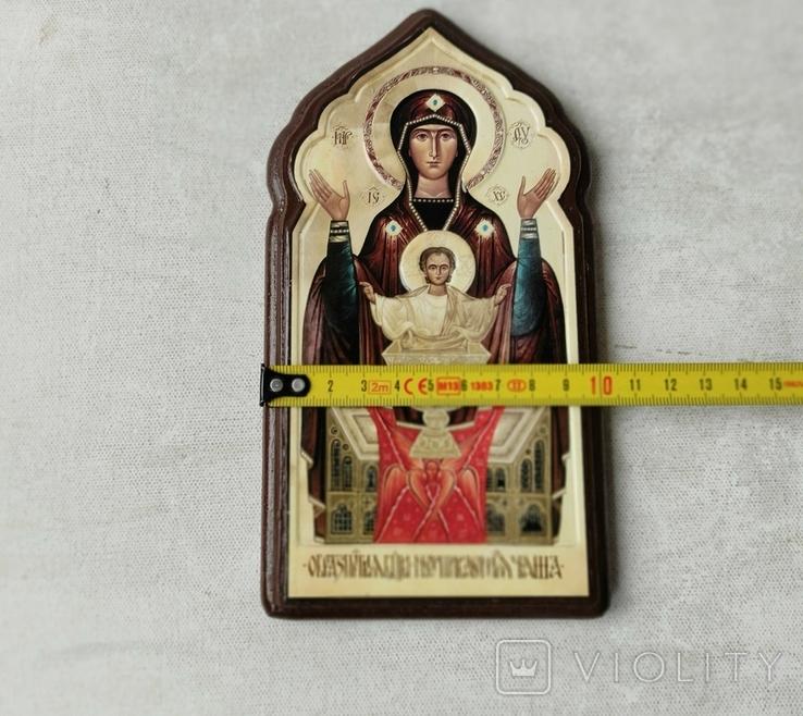 Икона Богородицы Неупиваемая чаша, фото №5