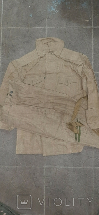 1 комплект формы СССР отличная роба, фото №2