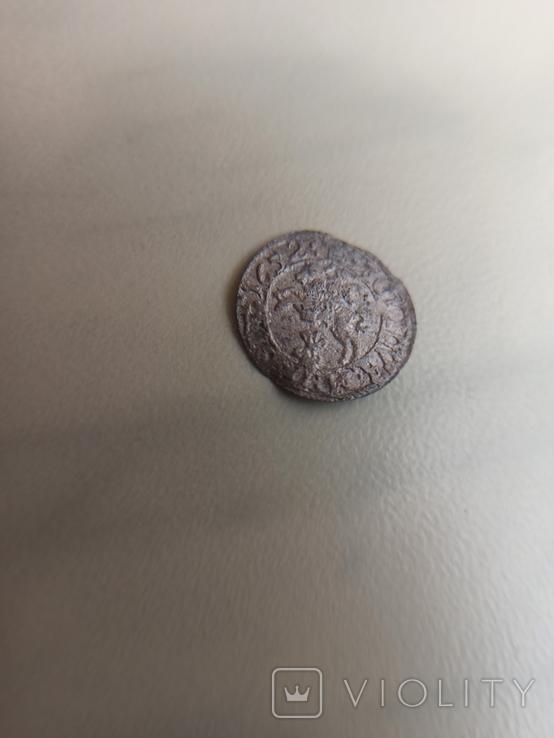Грош 1652 года, фото №3