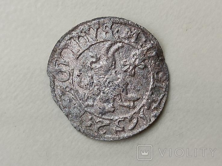 Грош 1652 года, фото №8
