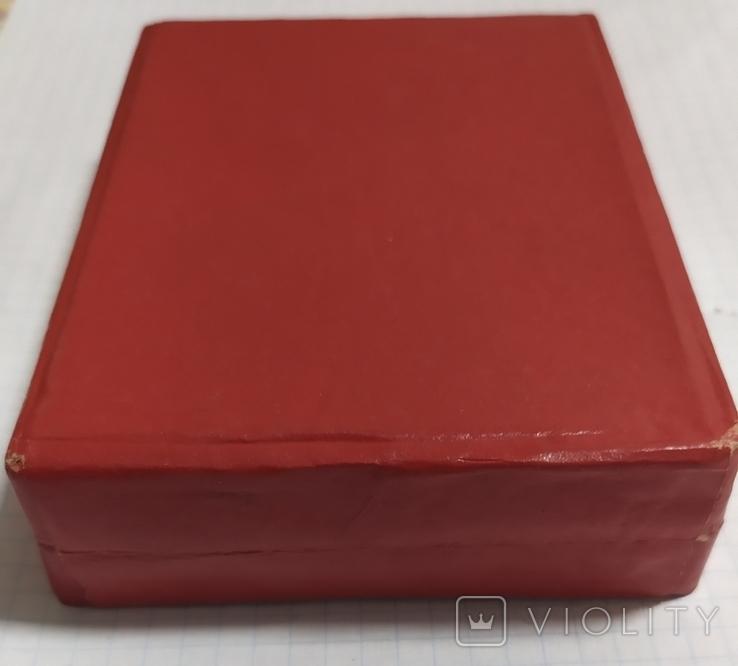 Коробка для награды., фото №4