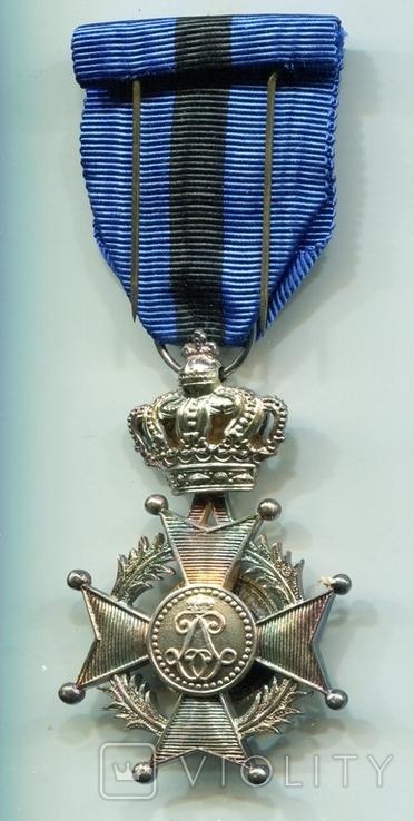 Бельгия. Орден Леопольда II. Серебро 950, фото №6