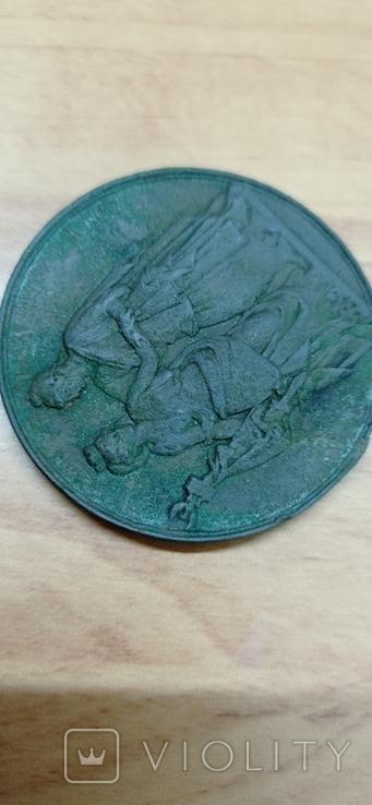 Медаль LOUIS-PHILIPPE I за героическую Польшу 1831 г., фото №8