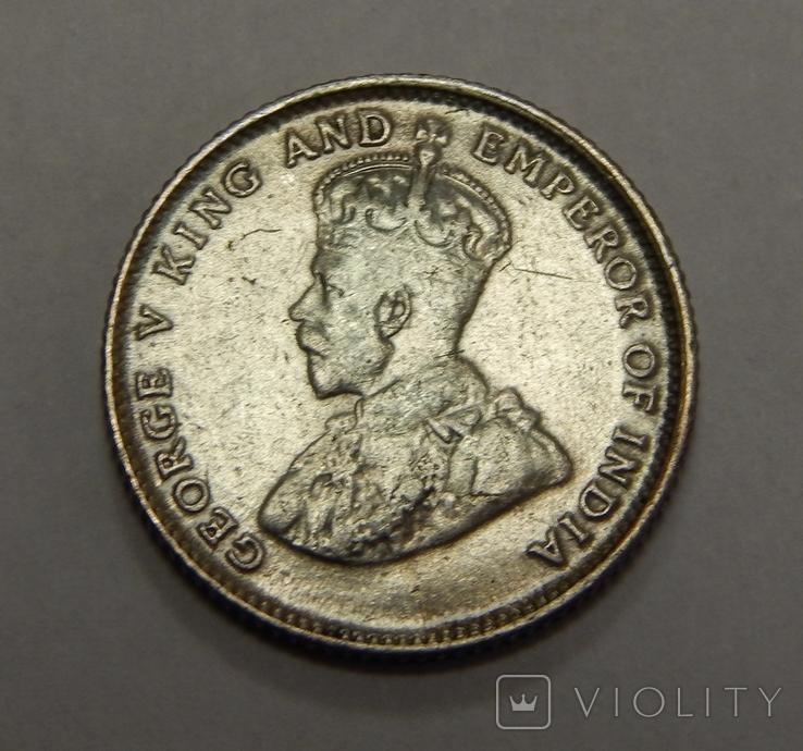 10 центов, 1926 г Стреитс Сеттлмент, фото №3