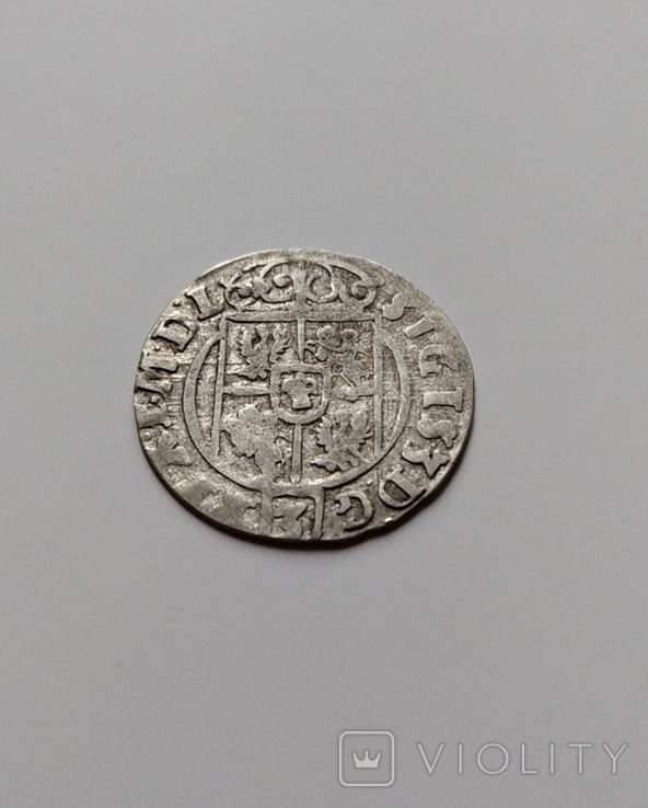 Полторак Сигизмунда 1625 г. R6, фото №3