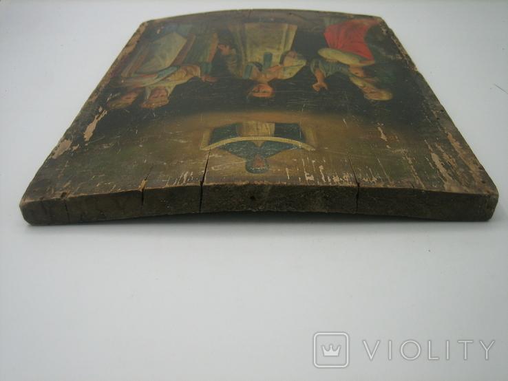 Икона Покров большая 32 х 43 см, фото №9