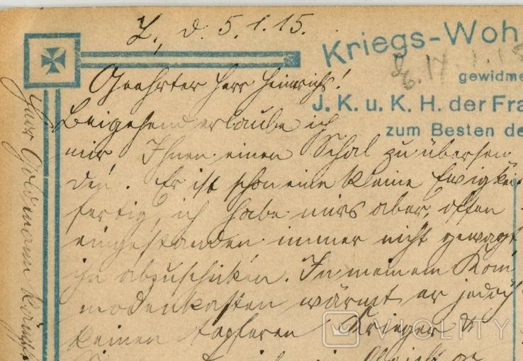 Германская Империя. 1915. Сыновья Кронпринца, фото №5