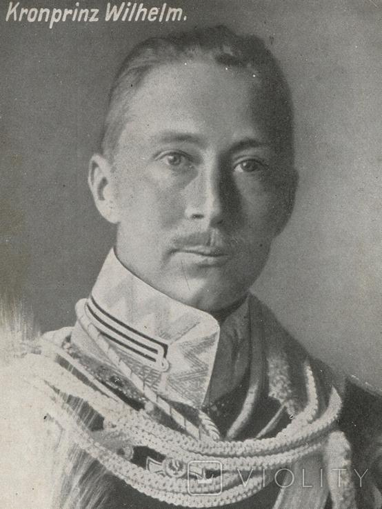 Германская Империя. 1915. Кронпринц Вильгельм, фото №2