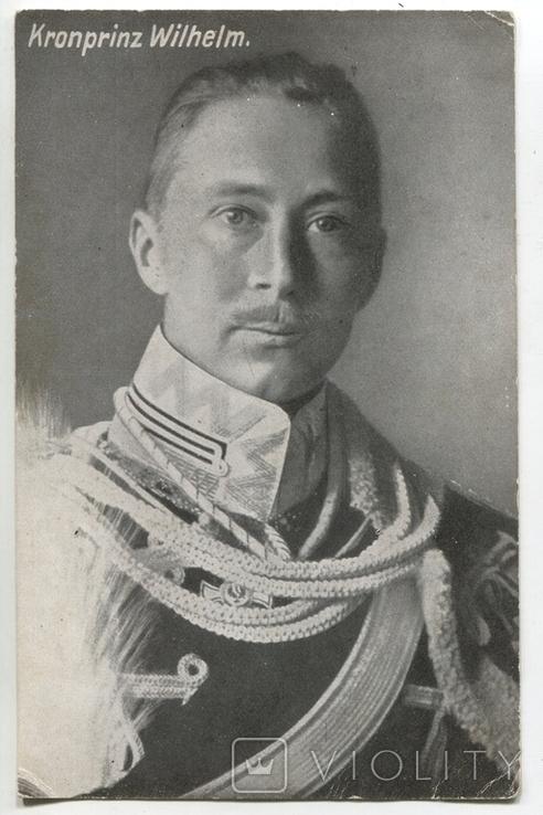Германская Империя. 1915. Кронпринц Вильгельм, фото №3