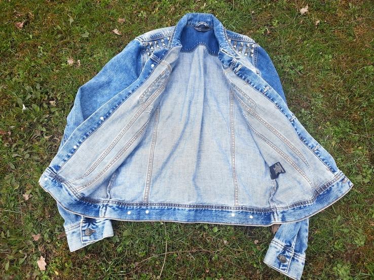 Джинсова куртка Coolcat., фото №6