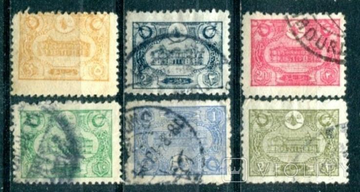 Турція. стандарт 1913