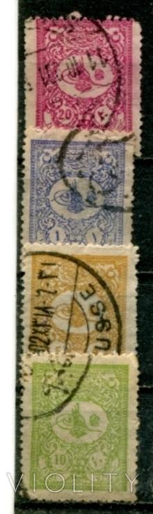 Турція. стандарт 1901