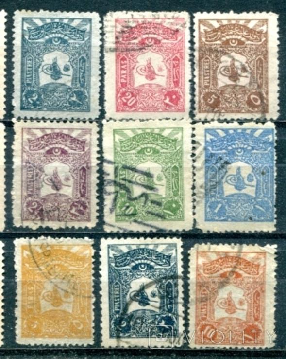 Турція. стандарт 1905