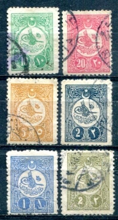 Турція. стандарт 1909