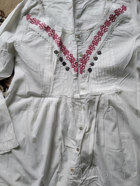 Сорочка-накидка, фото №2