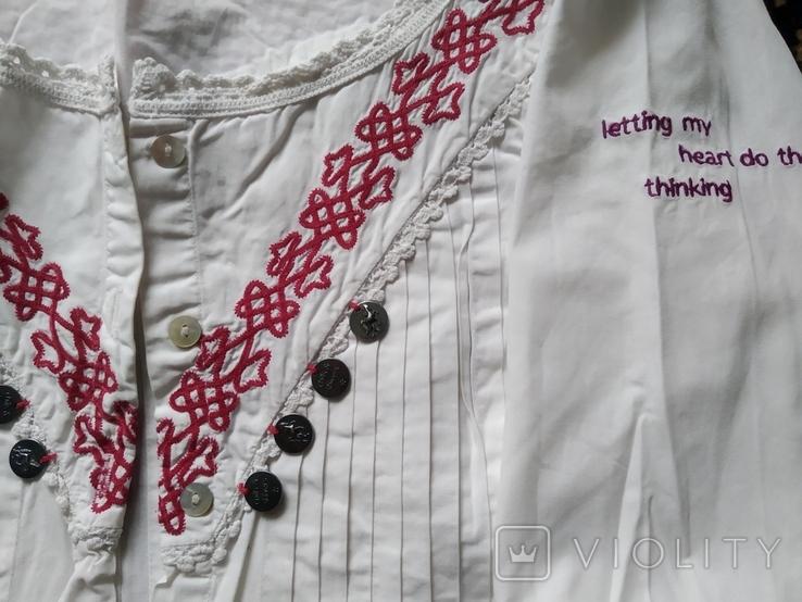 Сорочка-накидка, фото №3