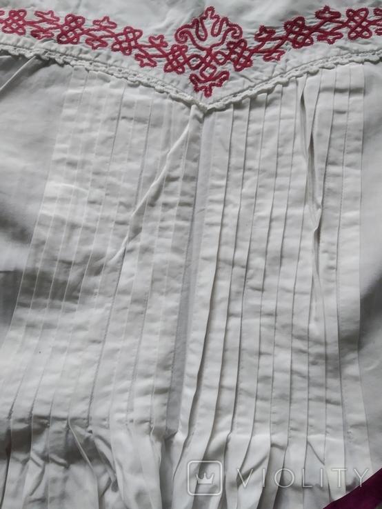 Сорочка-накидка, фото №7