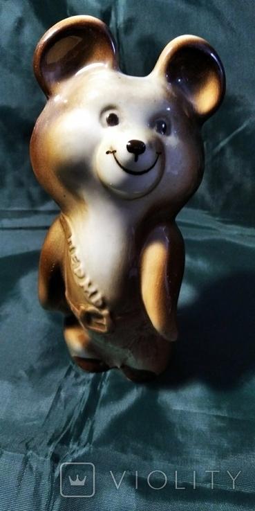 Мишка олимпийский, фото №2