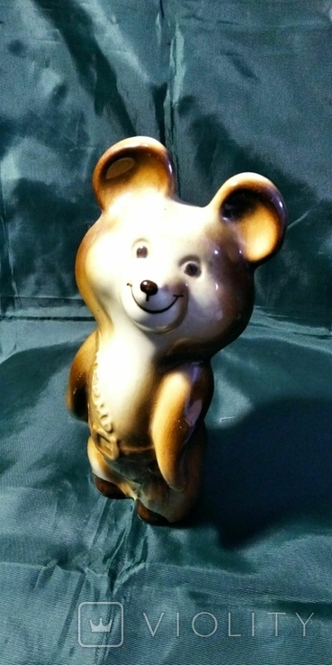 Мишка олимпийский, фото №4